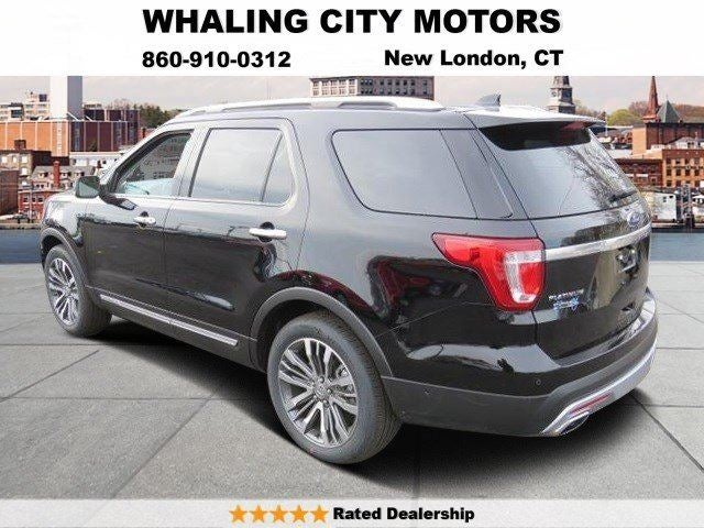 Whaling City Ford >> 2017 Ford Explorer Platinum in New London, CT   Ford Explorer   Whaling City Ford Lincoln Mazda