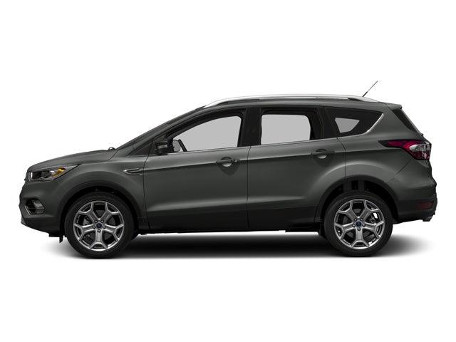2017 Ford Escape Titanium In New London Ct Ford Escape