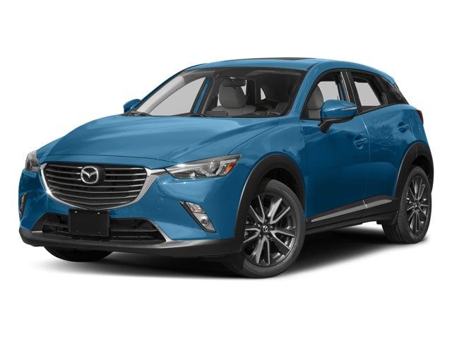 2017 Mazda Cx 3 Grand Touring In New London Ct Mazda Cx