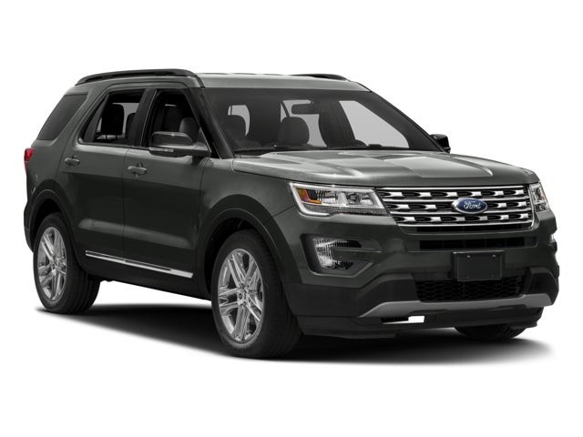 2017 Ford Explorer Xlt In New London Ct Ford Explorer