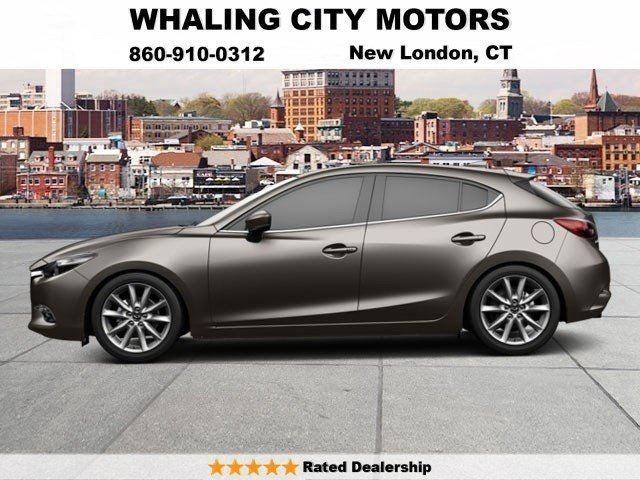 2017 Mazda3 5 Door Grand Touring In New London Ct Mazda